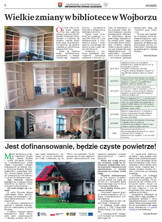 Informator Gmina Kłodzko