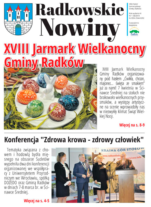 Forma i Format - Radków - Gazeta